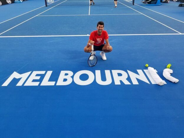 Ponturi Australian Open 2019: Djokovic in Melbourne Melbournic