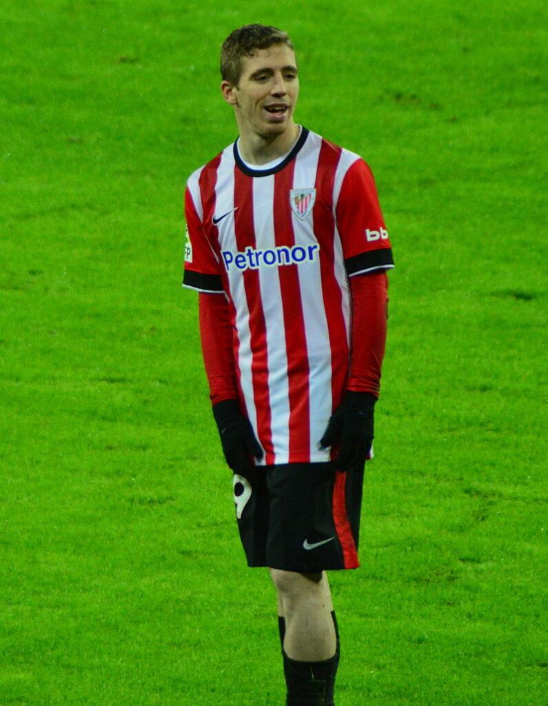 Iker Muniain Athletic Bilbao
