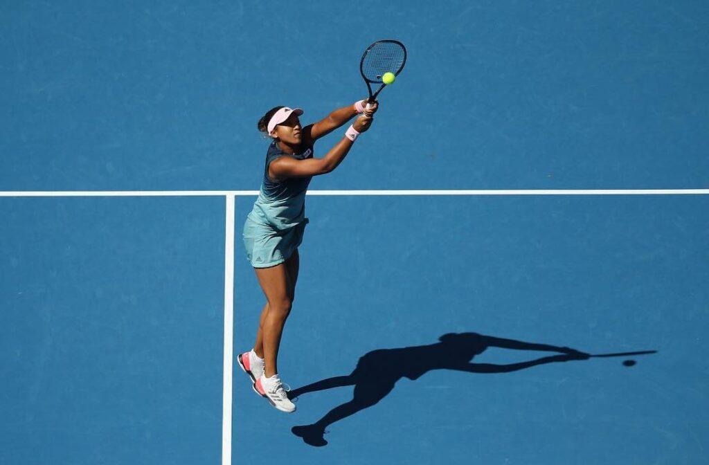 Naomi Osaka v Kvitova Australian Open 2019 Pont Finala